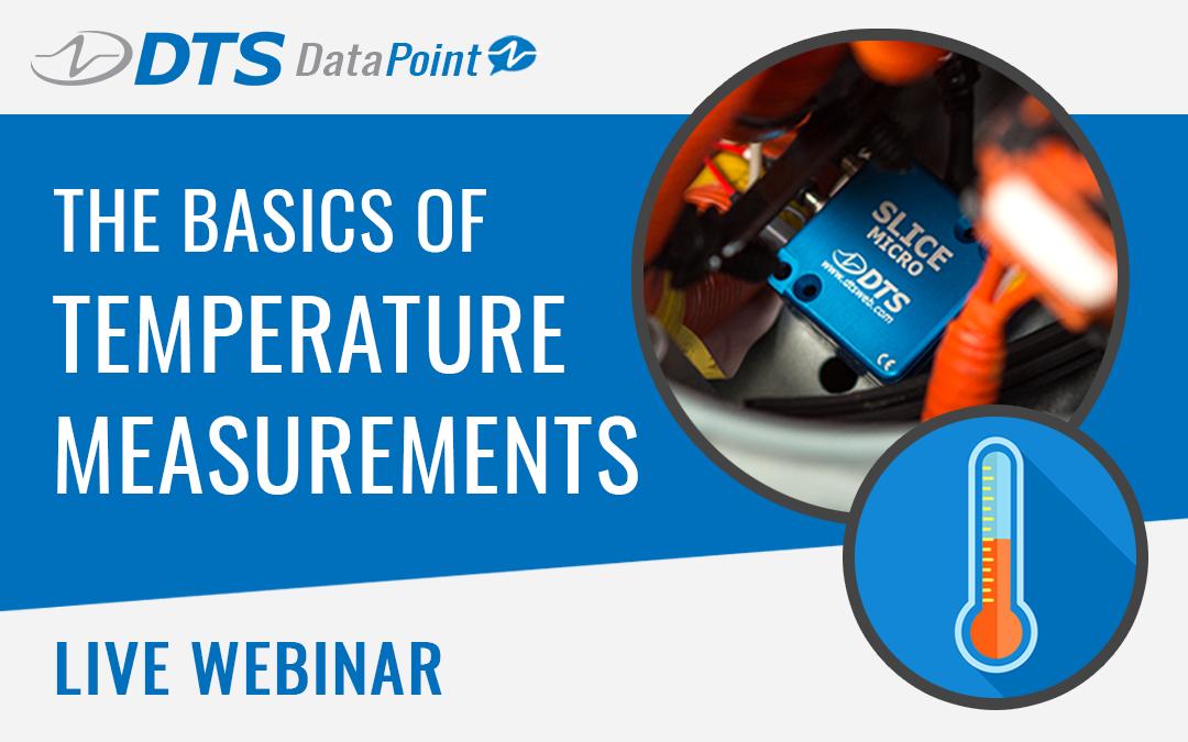 DTS Webinar – The Basics of Temperature Measurements